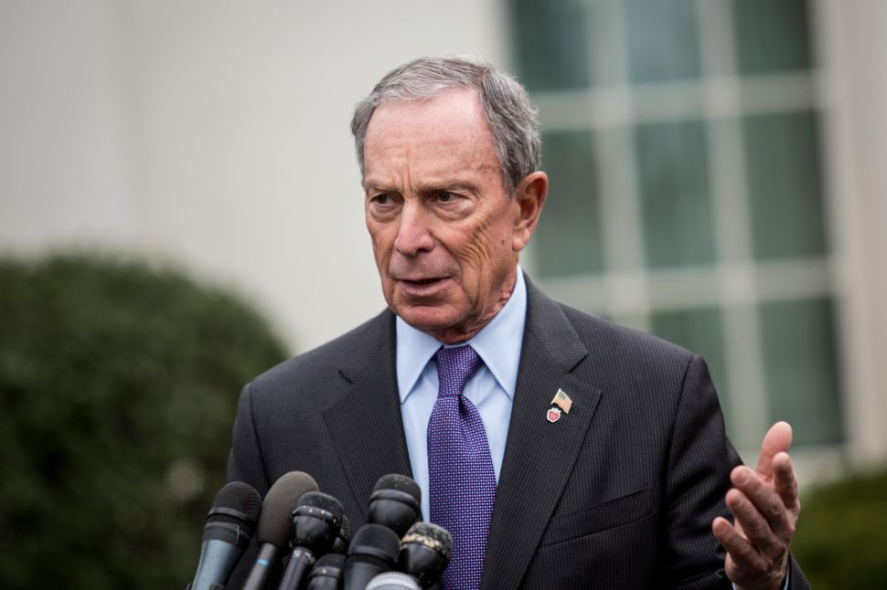 Bloomberg Shocked and Boggled by City's Inability to Fire 'Heroin Teacher'