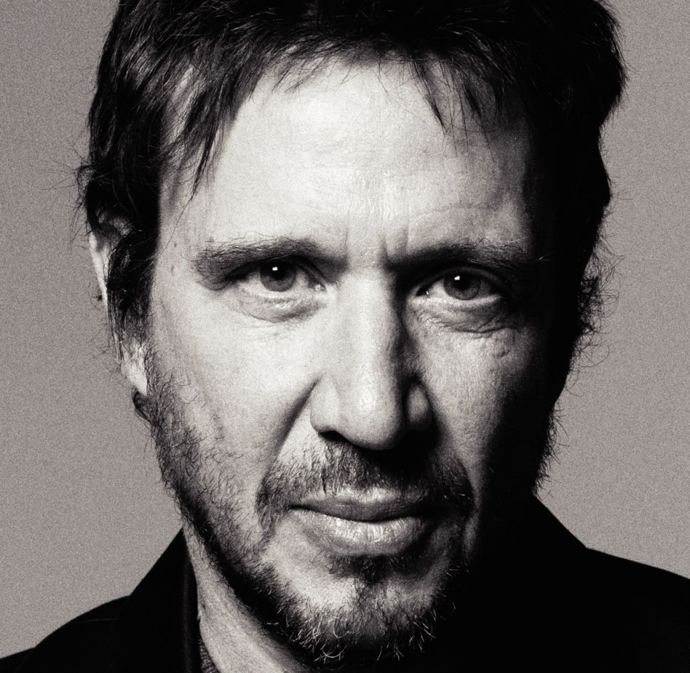 No Fury: The Bowery's Changed, But Richard Hell Doesn't Mind