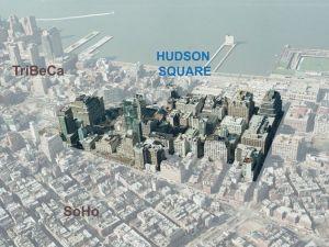 Hudson Square just got hotter.
