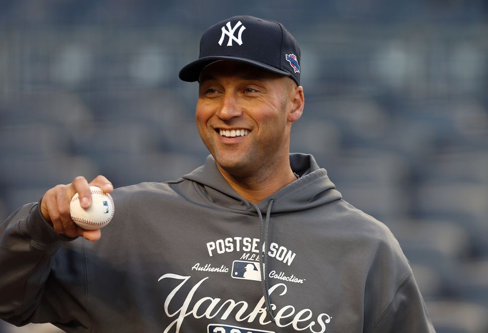 Derek Jeter's Greatest Accomplishment Was Surviving New York's Media Unscathed