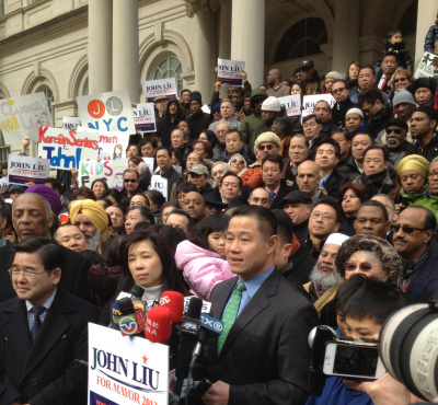 Defiant John Liu Vows to Win in Spite of 'Witch Hunt' Against Him