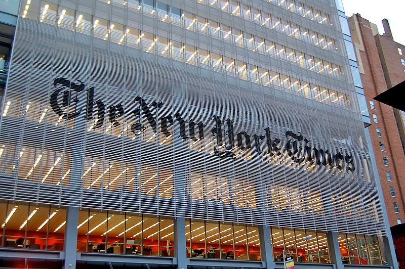 <em>The New York Times</em> Announces Promotions