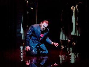 Evgeny Nikitin as Klingsor in Wagner's 'Parsifal.'