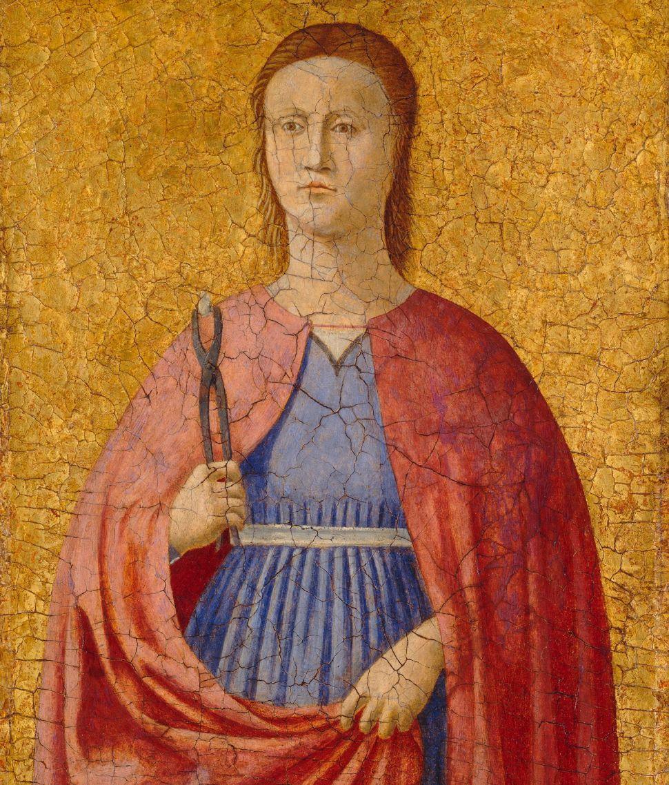 'Piero della Francesca in America' at the Frick Collection