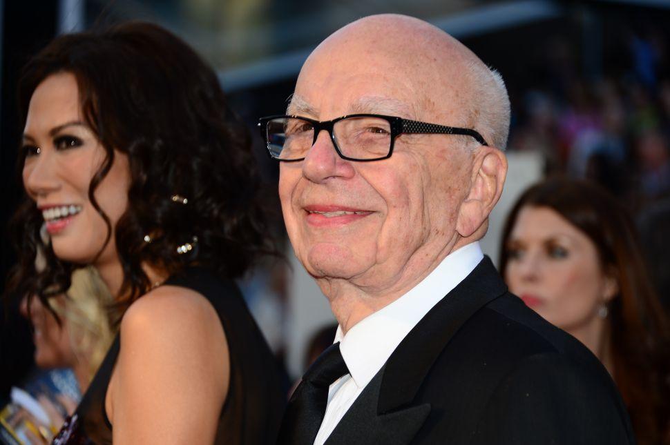 Did Mayor Bloomberg Warn Rupert Murdoch to 'Stop Twittering?'