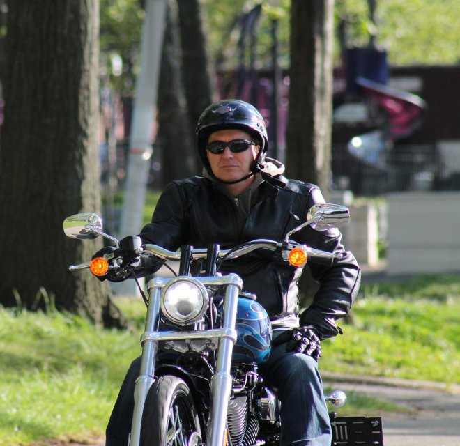 Vallone Ranger: Harley-Riding Political Scion Vies to Be Queens' Rebel-in-Chief