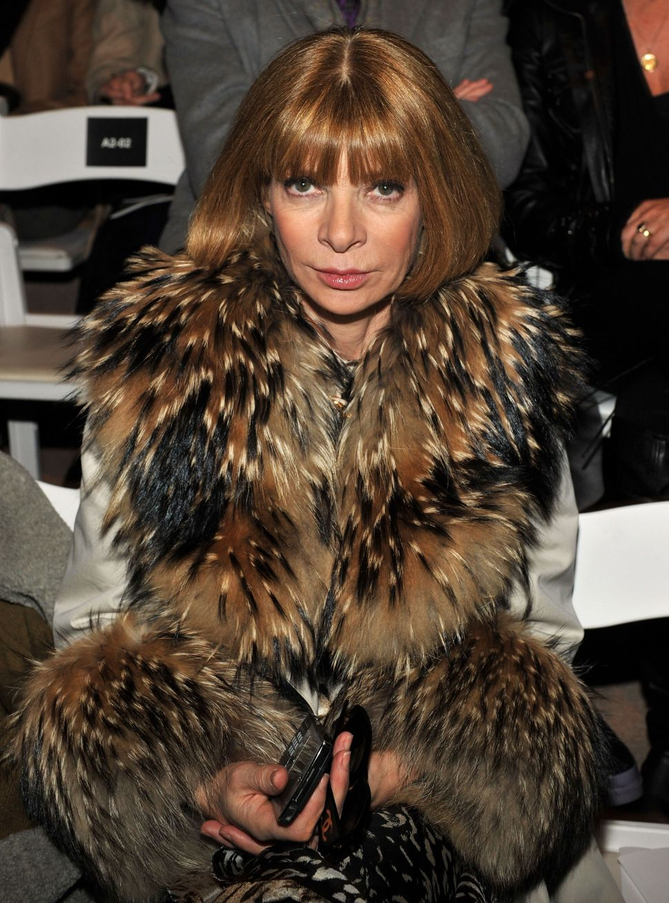 Afternoon Bulletin: Anna Wintour Fundraises to Bring the DNC to Brooklyn and More