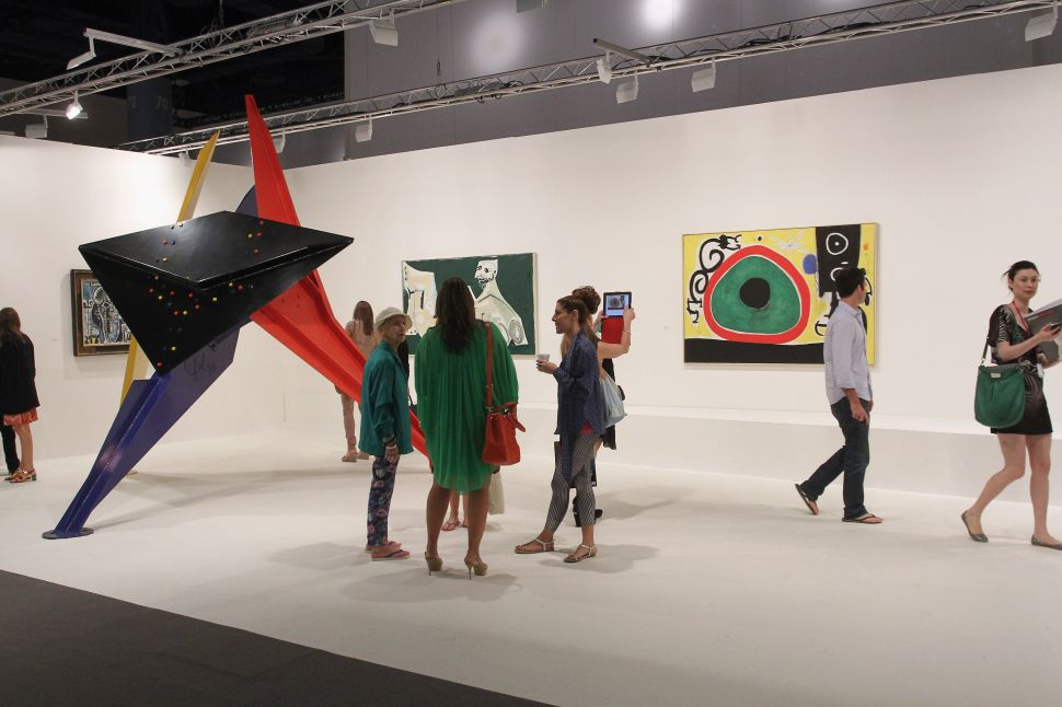 ABMB14: How the Art World Fools Its Players