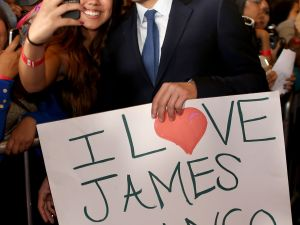 James Franco, perfect!