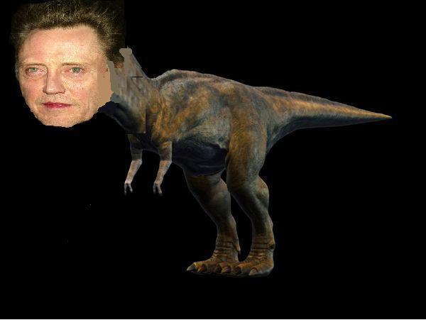 Jurassic Snark: NYC Teen Raises $2,000 to Build 'Christopher Walken Rex'