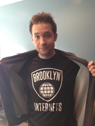Dear Jay-Z, Alexis Ohanian Would Like to Purchase Your Shares in the Brooklyn Nets