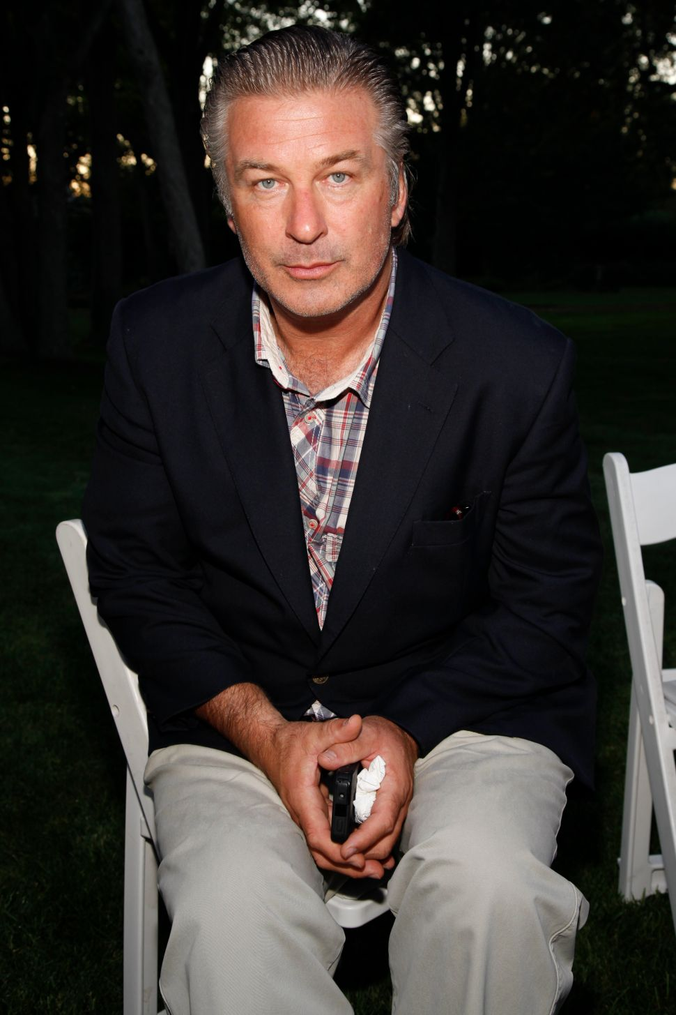 Alec Baldwin Reportedly Out at MSNBC