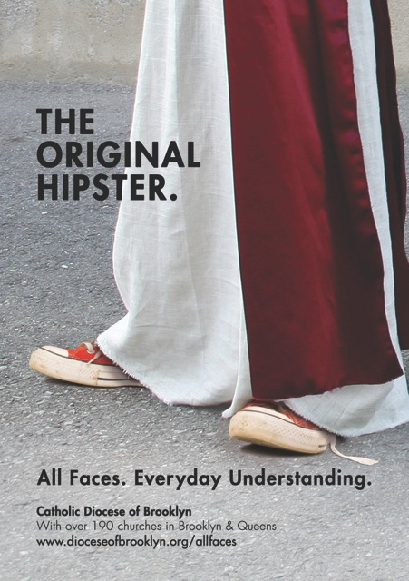 Jesus Is a Hipster, Wears Converse