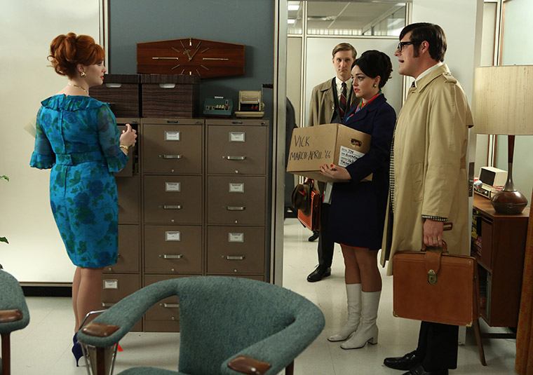 Memo From Mad Men's Human Resources Department