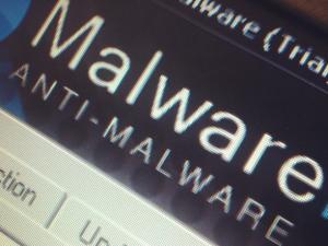 Malware selfie. (Photo: Hahsgram)