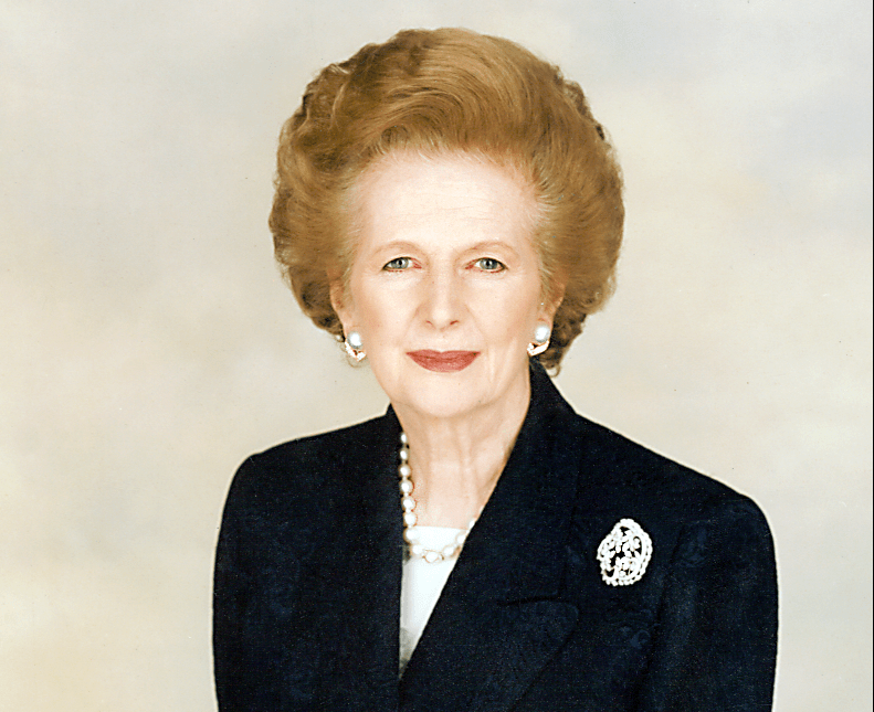 Margaret Thatcher's Stuff for Sale at Christie's