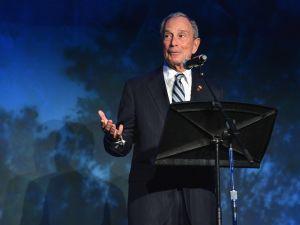 Mayor Bloomberg. (Photo: Getty)