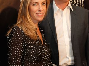 Nicole Hanley Mellon and Matthew Mellon.