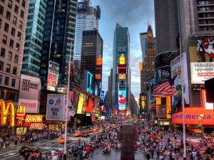 Times Square (Photo: Wikimedia)