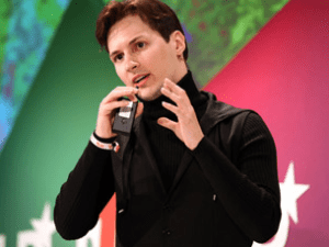 Mr. Durov (Photo: RBTH.ru)