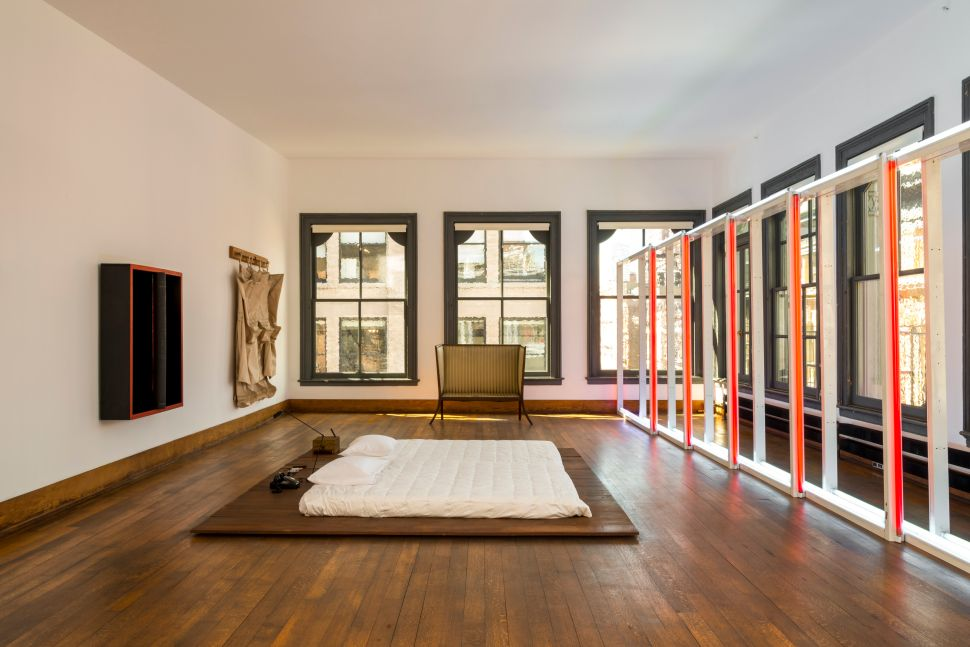 Better Home and Garden: Judd Foundation Offers Glimpse of Restored 101 Spring Street