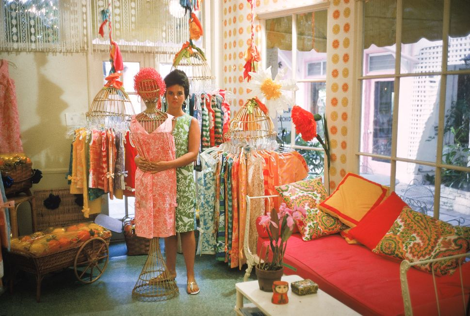 Fondly Remembering Paisley Powerhouse Lilly Pulitzer