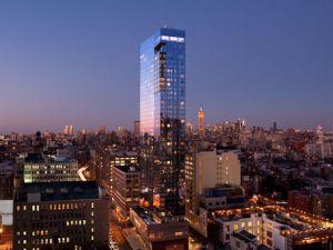 "The Trump SoHo: a modern ""apartment hotel"" with a condo twist."