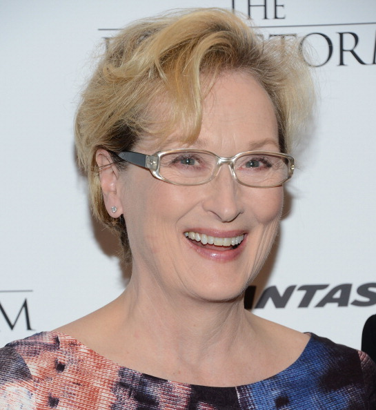 Nearly Naked with Meryl Streep