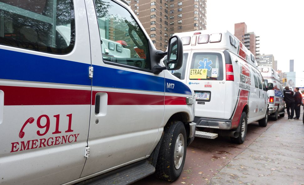 Pen and Paper Rescue New York City's Faulty 911 Operating System on First Day