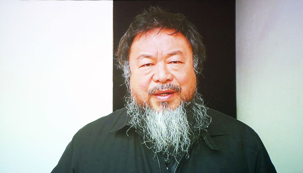 Ai Weiwei Found Listening Devices in Apartment, Art Loan Database Launches, and More