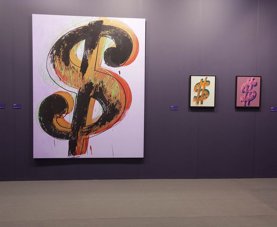 At Art Basel Hong Kong, International Dealers Bet Big on Asian Market