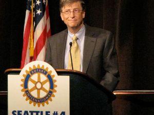 Mr. Gates. (Photo: Flickr, ToddABishop