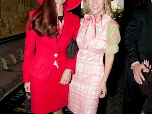 Natalie Ross and Michelle-Marie Heinemann.