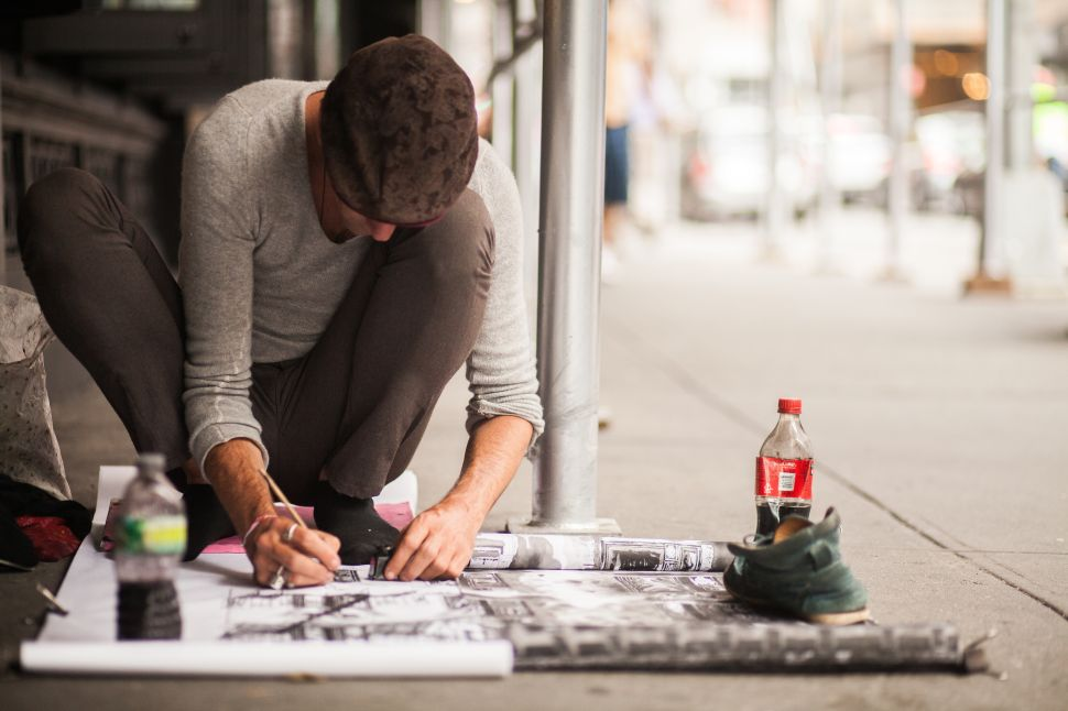 New Kid on the Block: Investigating West 44th's Artist in Residence