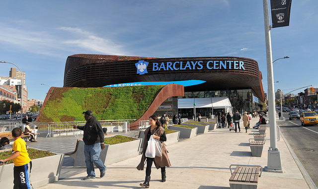 Barclays Center to Host Food Trucks for the First Time