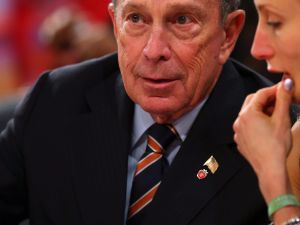 Mayor Michael Bloomberg. (Photo: Elsa/Getty Images)