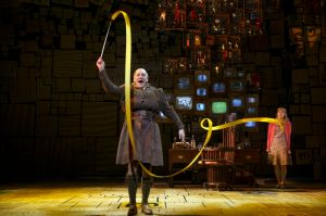 Berti Carvel in 'Matilda.' (Photo by Joan Marcus)
