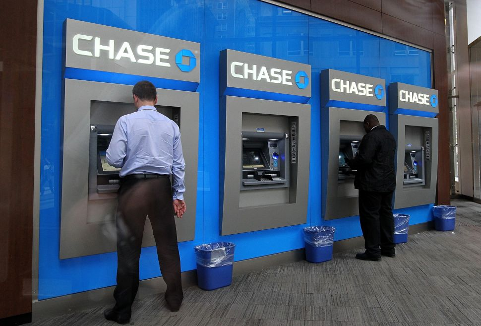 They Really Tie the Room Together: Thieves Steal Rugs From Chase ATMs All Over Manhattan