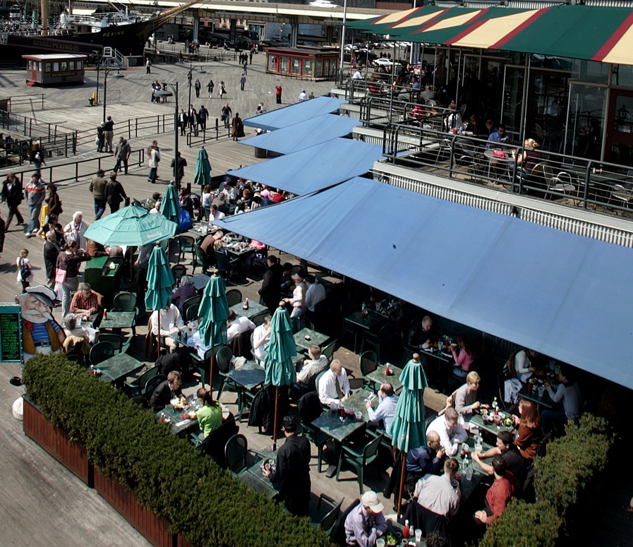 City Cracks Down on Sidewalk Cafes Just in Time for Summer
