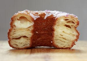 Turns out, baking Cronuts is harder than you thought. (