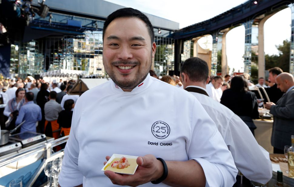 David Chang Is Opening a Fried Chicken Haven in the East Village