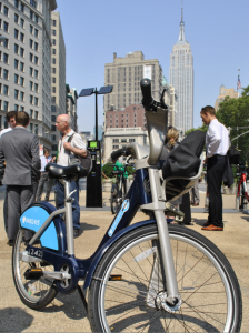 The Best Things in Life Are Free: New Yorkers Already Stealing Citi Bikes