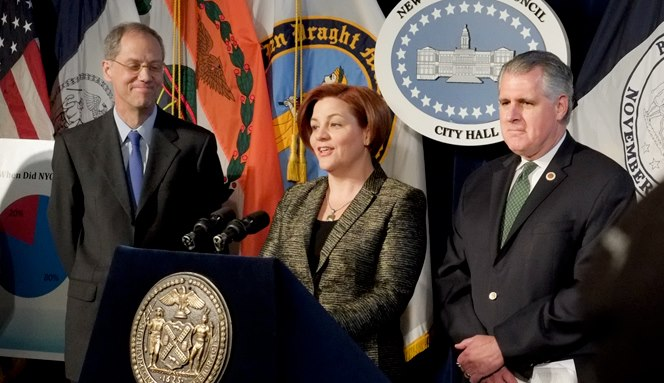 Christine Quinn Endorsers Fare Especially Well With Member Items