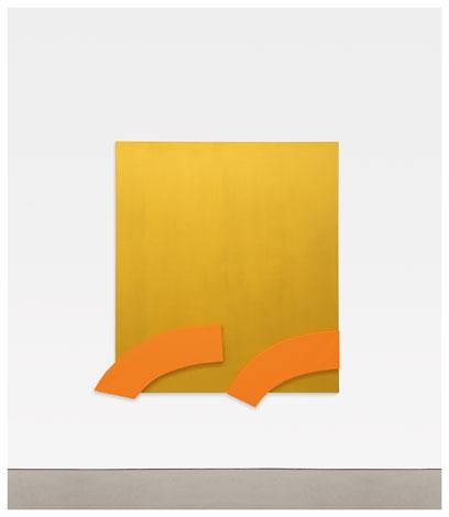 Ellsworth Kelly at Matthew Marks, MoMA and Mnuchin