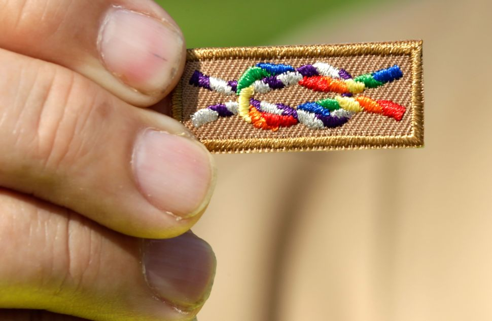 Greater NY Boy Scout Council Hires First Openly Gay Camp Leader