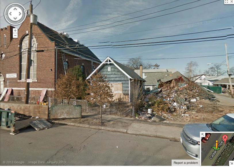 Google Debuts Post-Sandy Street Views in Ravaged Boroughs