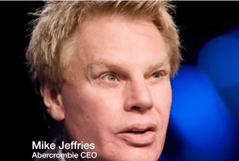 Abercrombie and Fitch Finally Apologizes for CEO's Awful Comments