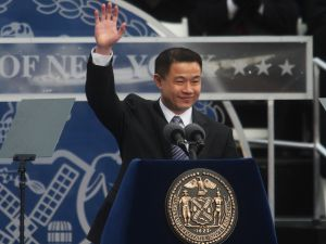 John Liu. (Photo: Getty)