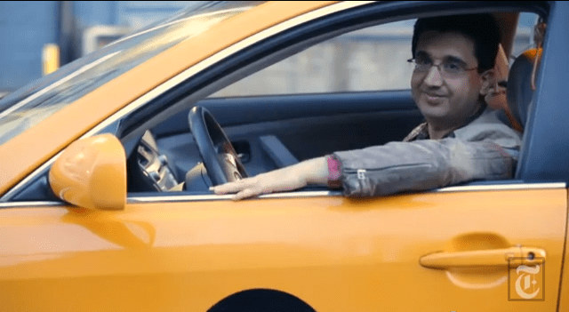 New York's Most Beloved Taxi Drivers