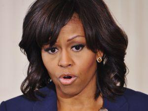 Michelle Obama. (Photo: Getty)